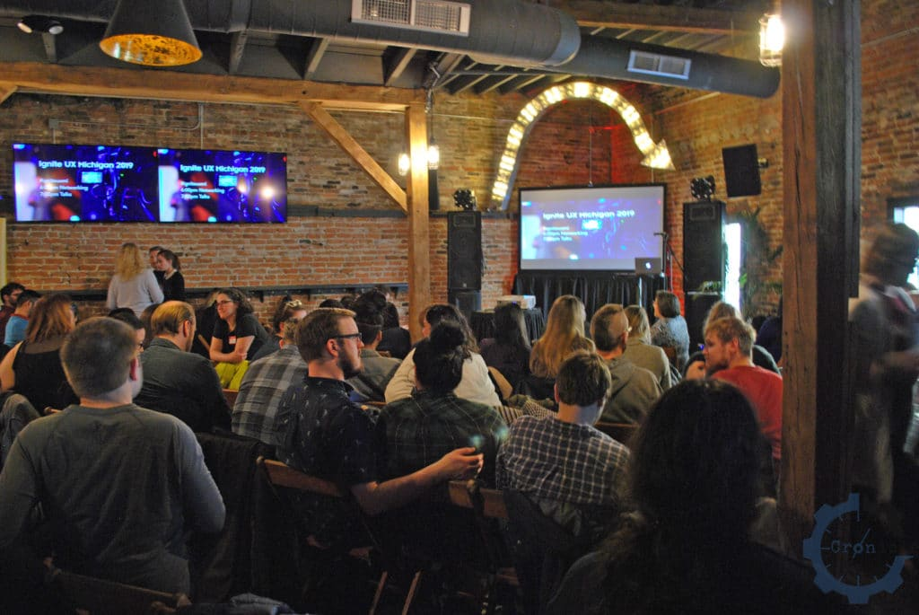 Circ Bar, Ann Arbor tech news, Cronicle Press, technology, user experience, UX Ignite